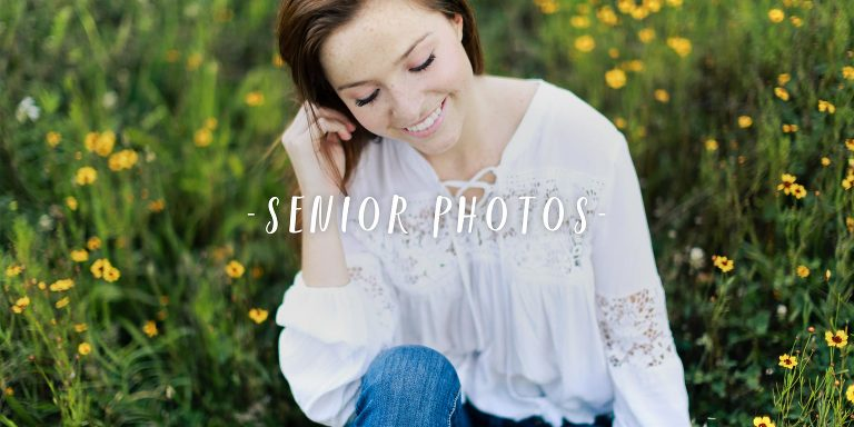 High School Senior Photography in Nashville, TN